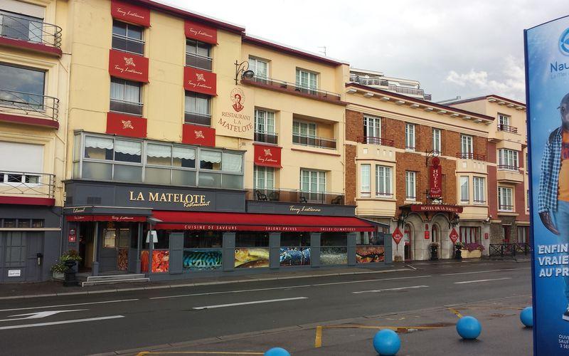 La Matelote -1 étoile- Boulogne s/ Mer