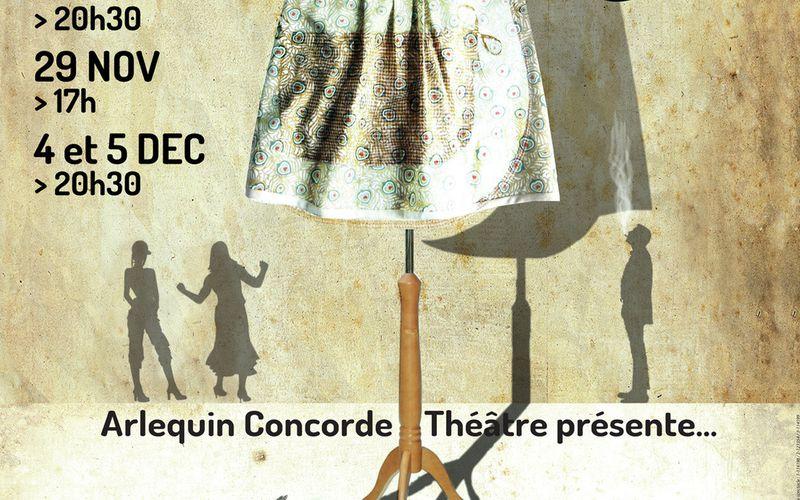 Cie Arlequin Concorde Théâtre