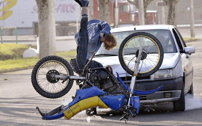 Quand vous enfourchez votre scooter...