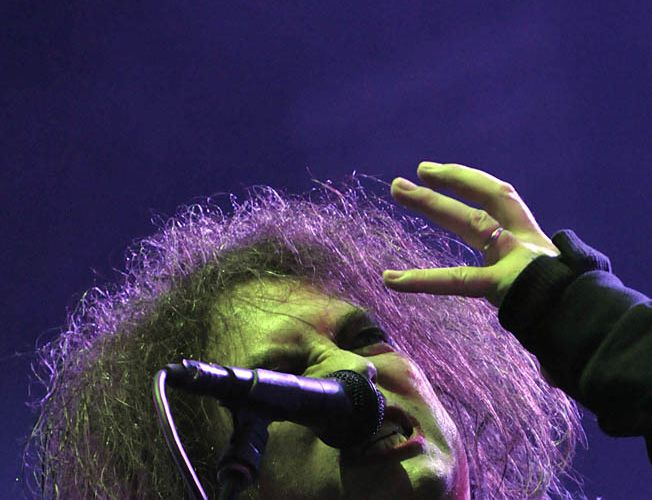 Vieilles Charrues 2012 : The Cure