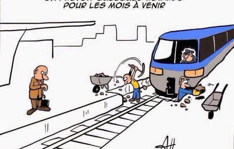 grève à la SNCF : Les raisons !