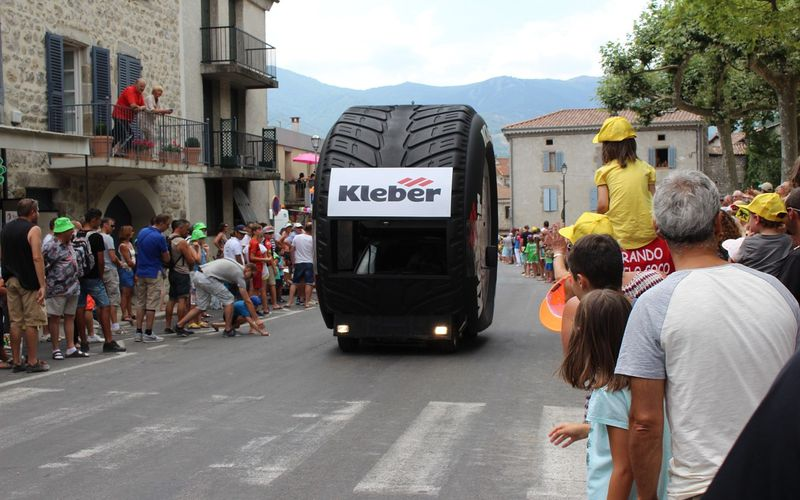 Tour de France : logistique, organisation et marketing