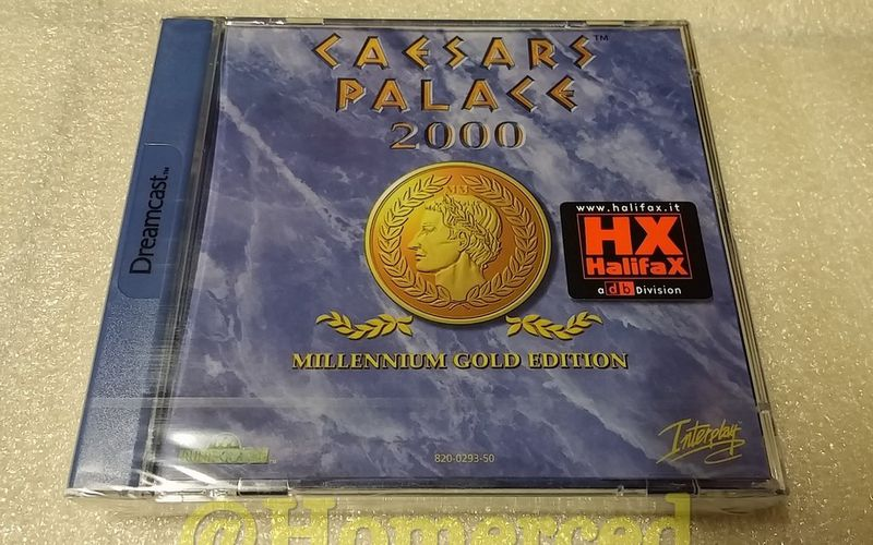 (Dreamcast) Caesars palace 2000 et ECW hardcore revolution