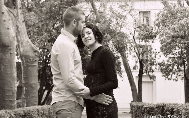 Authentic love photography by julie derache photographe - Bebe 9 montpellier ...