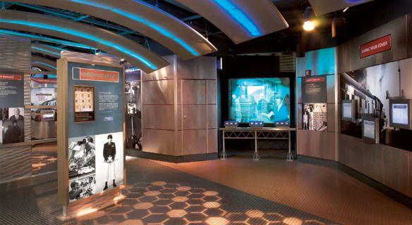 [Insolite] Le musée de l'espionnage à Washington