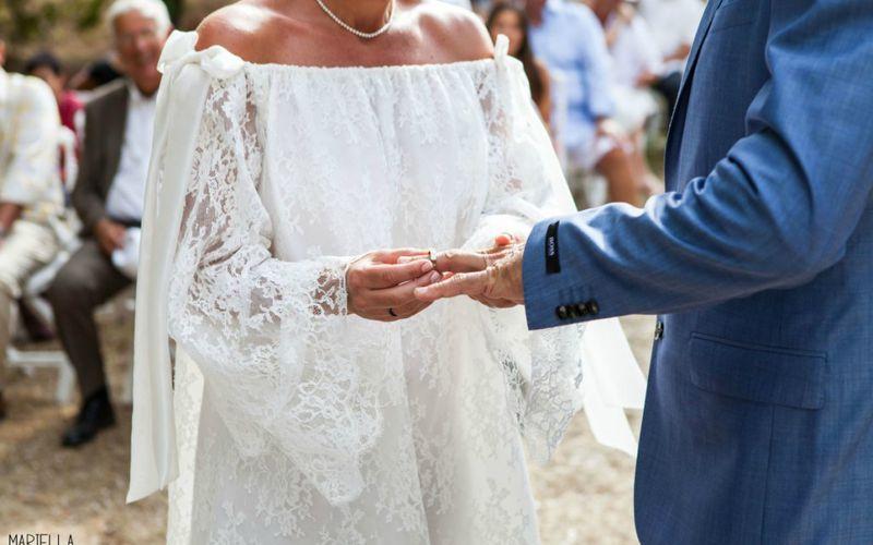 Mariage Champêtre & Lavande au Comptoir Saint Hilaire