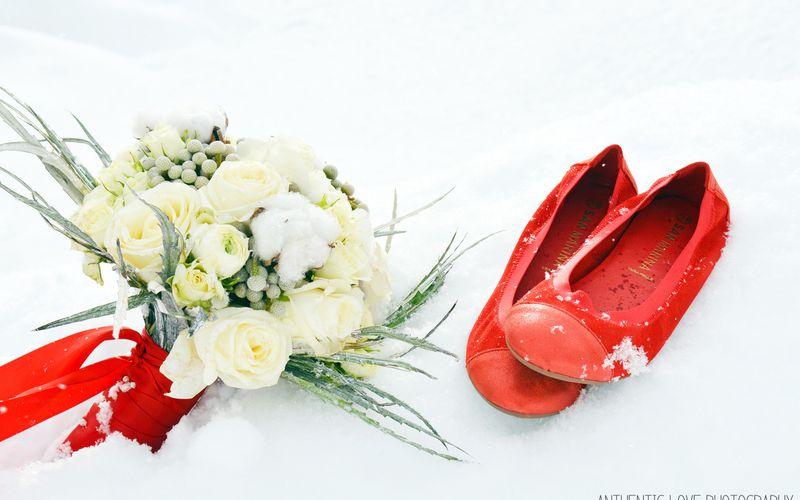 Mariage à la montagne sous la neige | Wedding planner Savoie