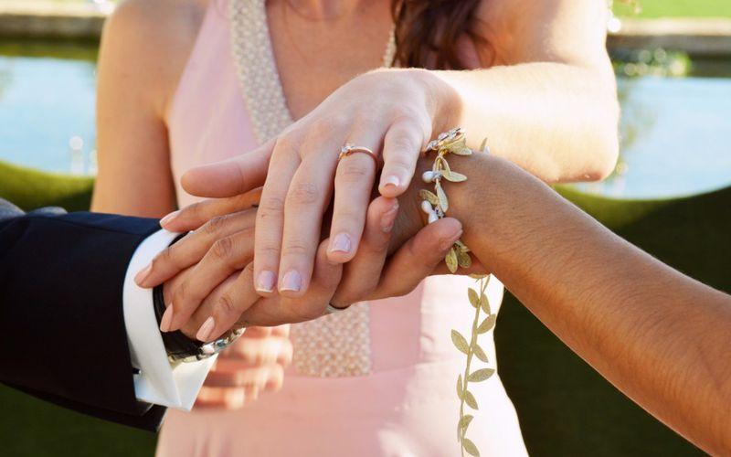 Mariage French Riviera publié sur Happy Chantilly