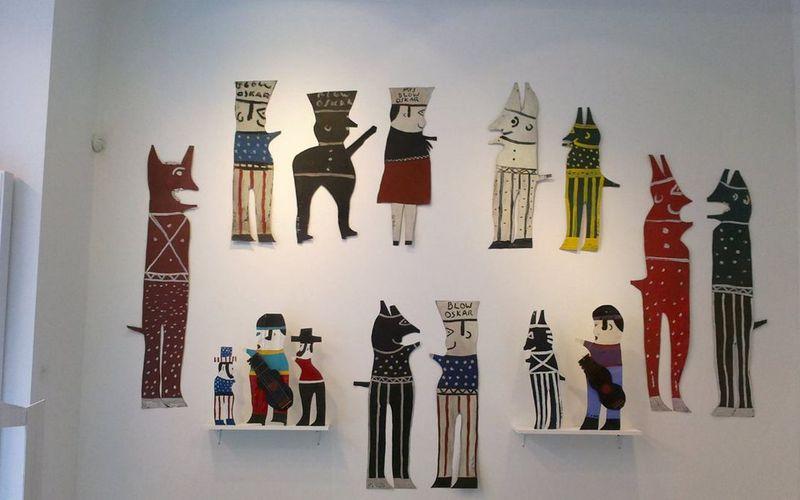 L'Art outsider (outsider art) trouve tout à fait sa place à Bruxelles