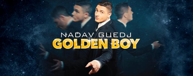 Nadav Guedj représentera Israël au concours Eurovision de la chanson 2015 à Vienne, en Autriche.