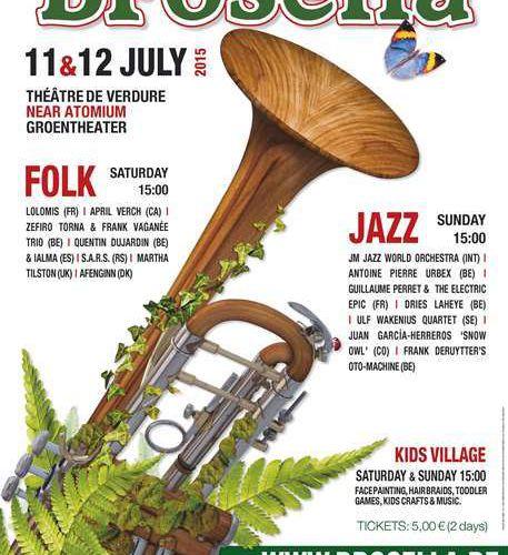Brosella Folk & Jazz 2015