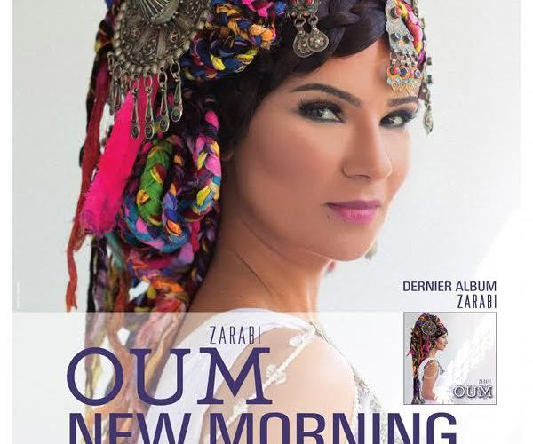 Concert de Oum le 14 mars 2016 au New Morning à Paris