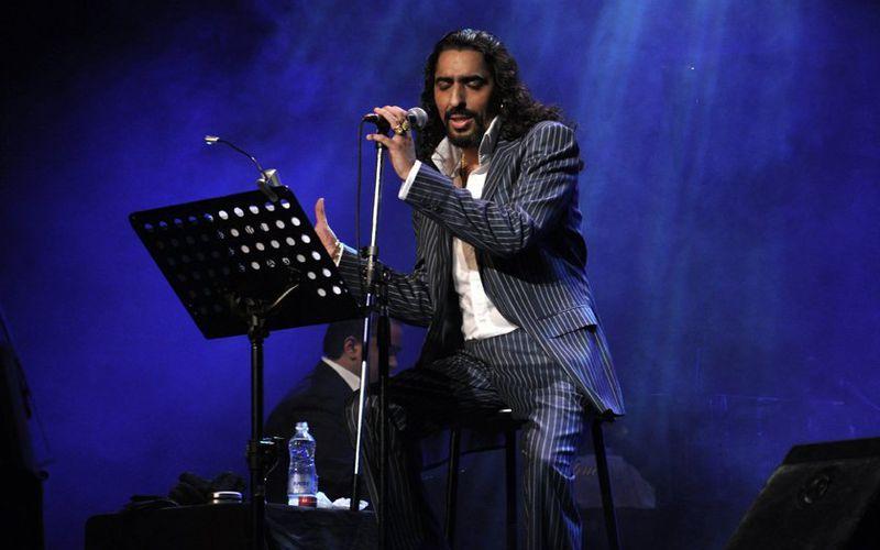 Cigala & Tango. Concert au Teatro Gran Rex de Buenos Aires de 2010