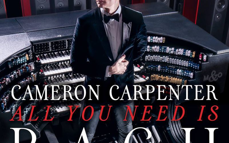 """All You Need Is Bach"" de Cameron Carpenter est disponible"