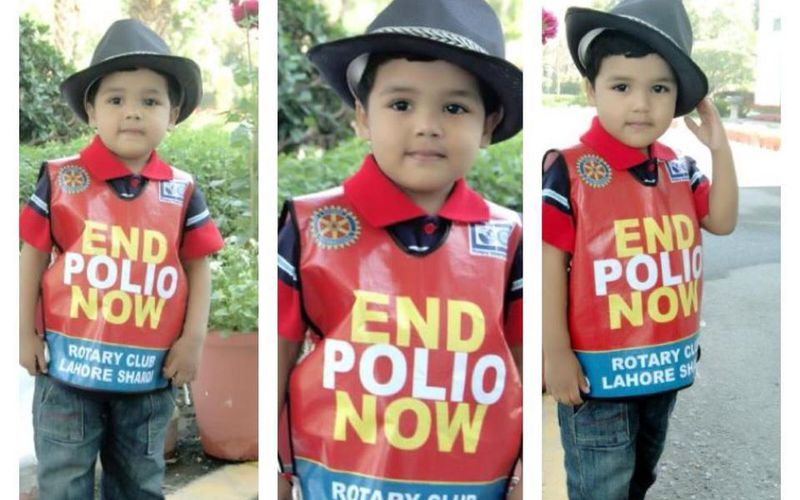 END OF POLIO ON PARTICIPE A TOUT AGE