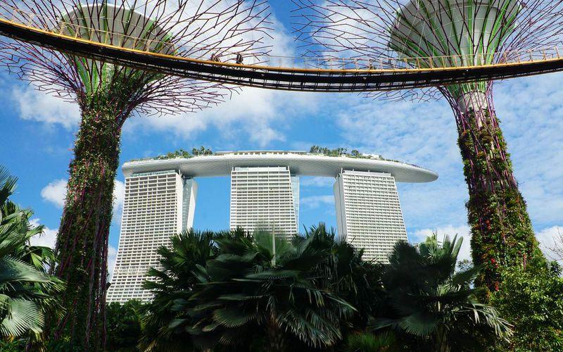 En route vers la Nouvelle-Zélande - 1ère partie : Singapour