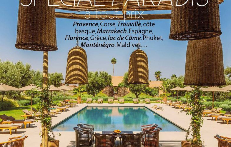 Made in diva publié dans le magazine Voyage de luxe