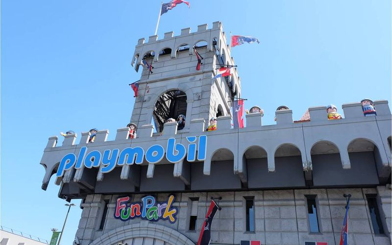 Playmobil FunPark & Parfums Super 4 !