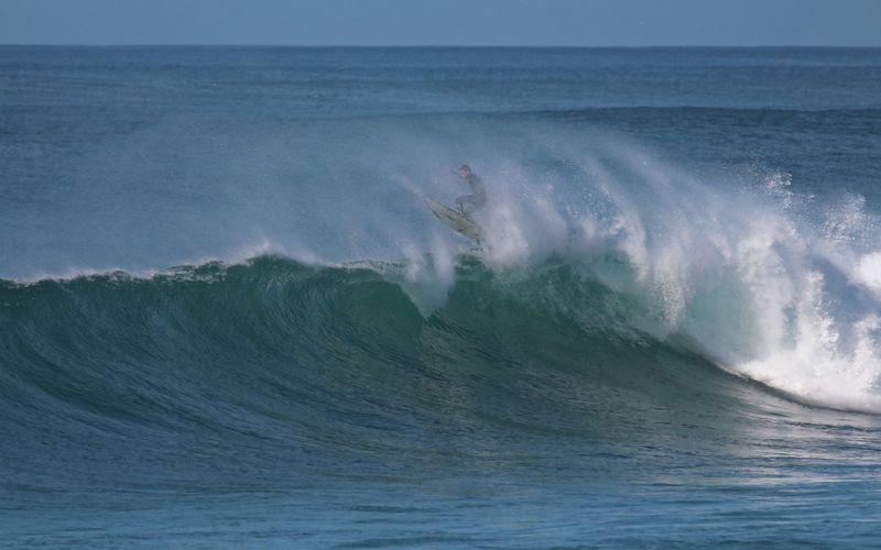 Météo du coin pour surfer ou pas...