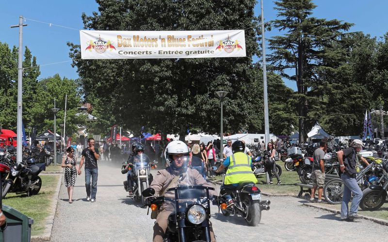 Dax Motors n' Blues 2016