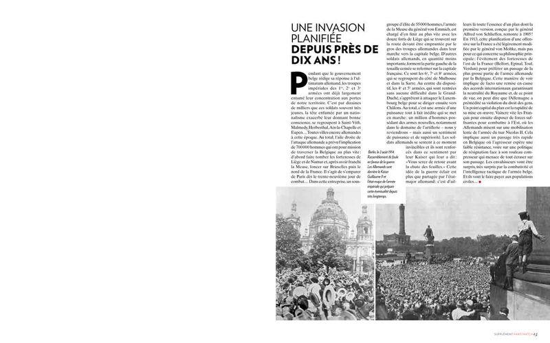Août 1914 : La Belgique envahie - 7
