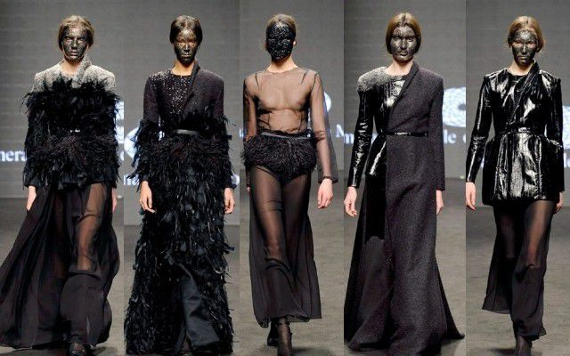 THE WINNERS COLLECTION - NEXT GENERATION 2015 CONTEST / MILAN FASHION WEEK