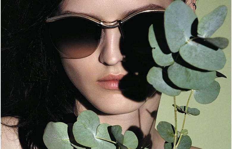 LANVIN - EYEWEAR 2015 CAMPAIGN WITH KATLIN AAS