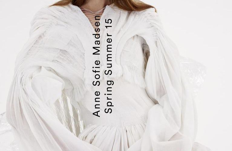 ANNE SOFIE MADSEN SS 15 CAMPAIGN CAPTURED BY JENS LANGKJAER