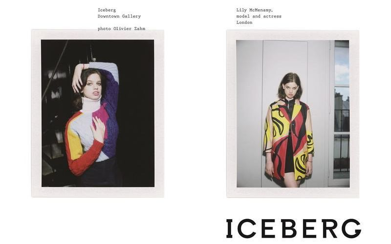 ICEBERG - FALL WINTER 2015 AD CAMPAIGN