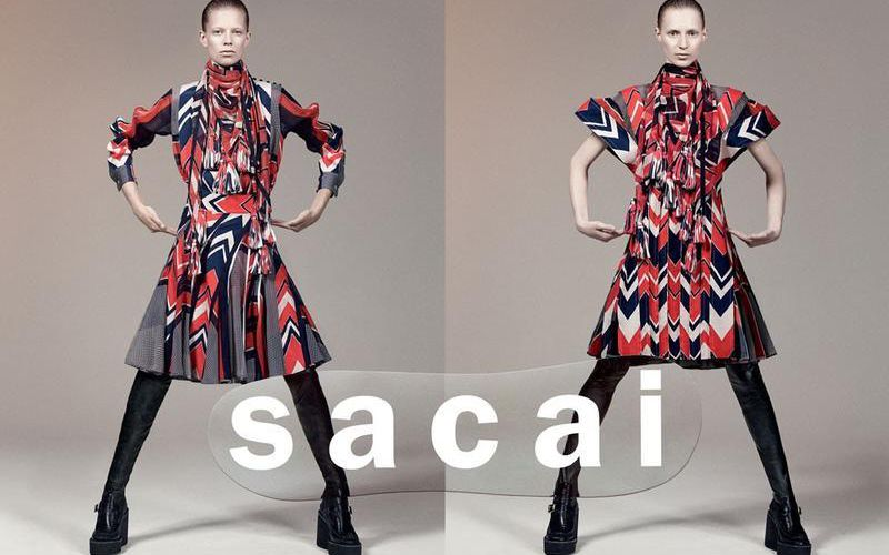 SACAI - FALL/WINTER 2015 CAMPAIGN