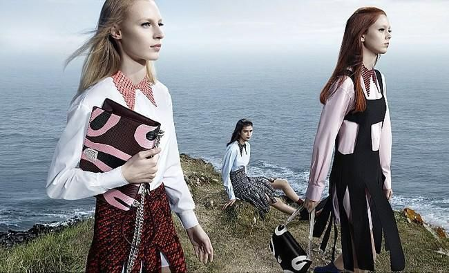 DIOR - FALL/WINTER 2015 CAMPAIGN