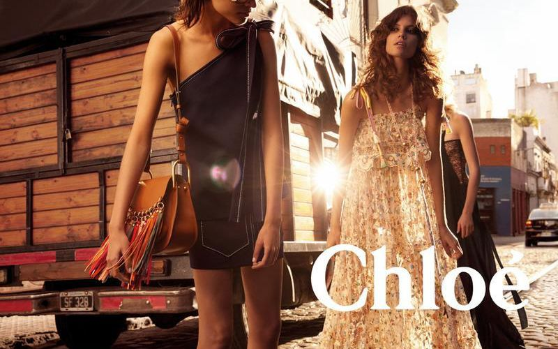CHLOE SPRING/SUMMER 2016 CAMPAIGN