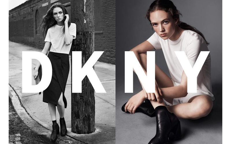 DKNY / SPRING SUMMER 2016 CAMPAIGN