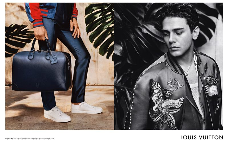 LOUIS VUITTON/ MEN'S SPRING 2016 CAMPAIGN
