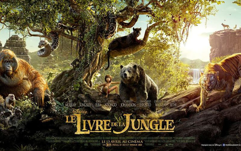 Le Livre de la Jungle *** : ma critique du film !