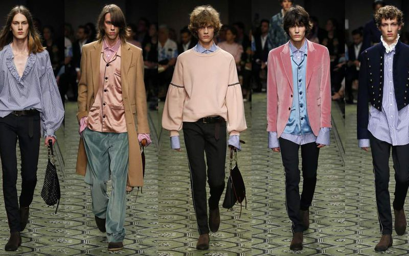 Burberry, September Collection