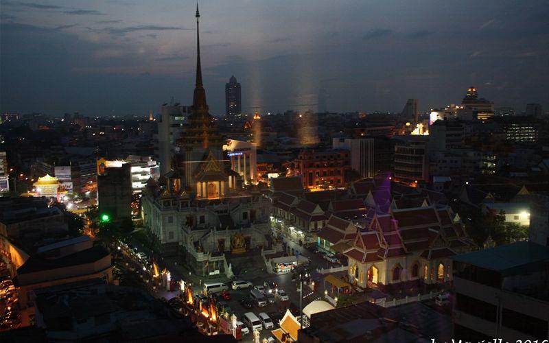 Thaïlande - Bangkok : Hôtel Centra Central
