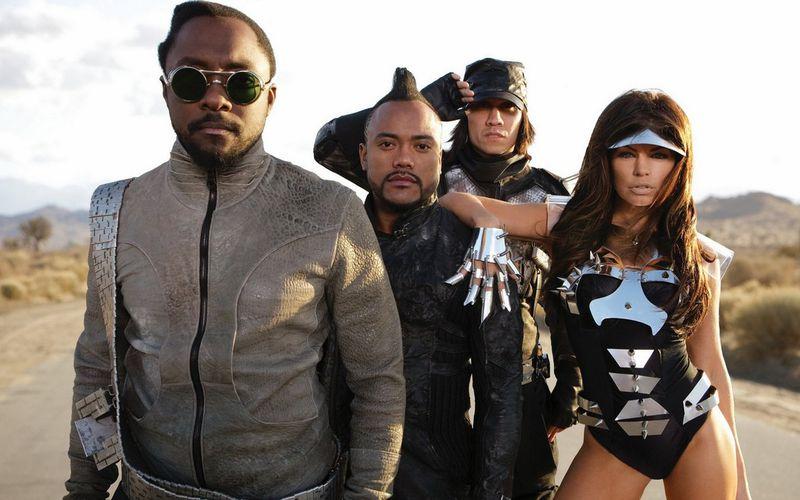 The Black Eyed Peas de retour