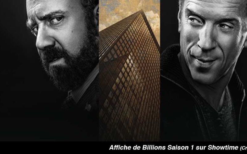 Billions Saison 1, Episode 1, une plongée dans l'univers impitoyable de la finance