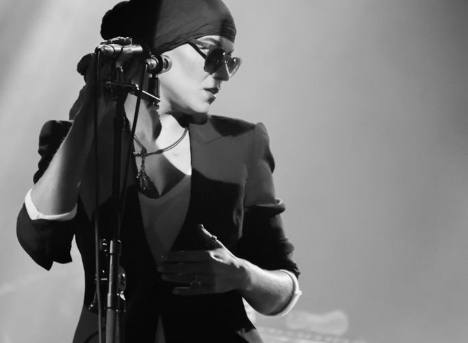 Melody Gardot Troyes Octobre 2015
