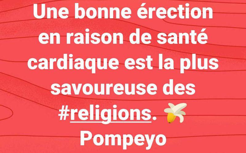 La plus savoureuse des religions