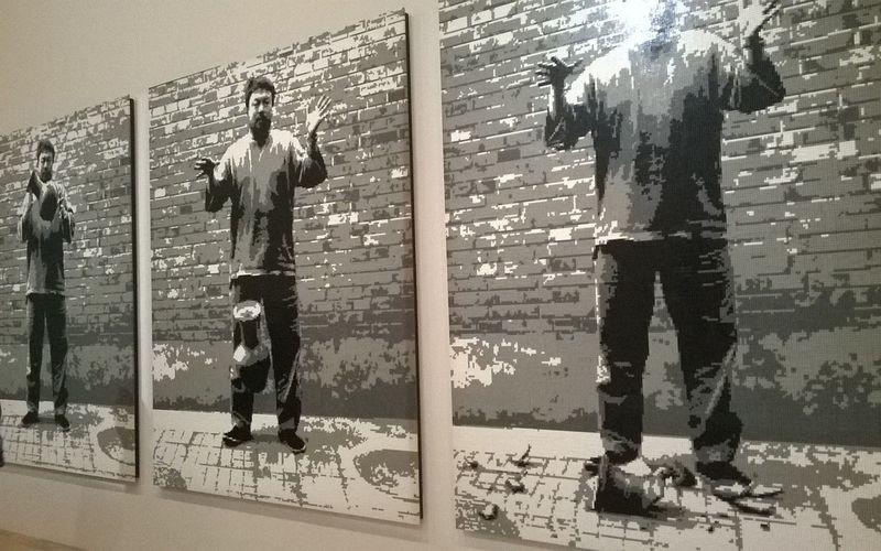Expo Ai WeiWei/Andy Warhol