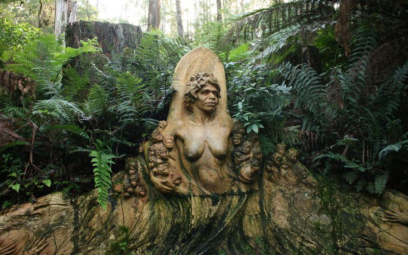 Dandenong Ranges - William Ricketts Sanctuary