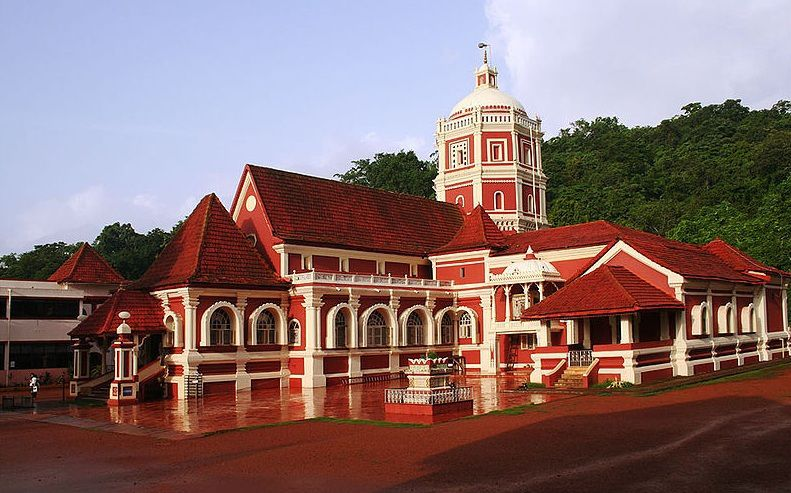 Ramnath Temple Bandora Goa Pilgrimage