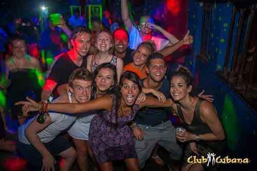 Goa Club Cubana Holidays Tour Place