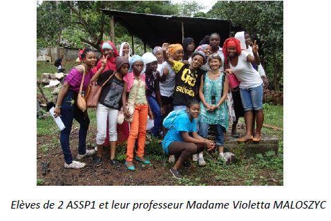 Découverte patrimoine de Mayotte 2014