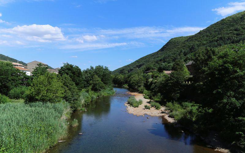 rivière de la cèze