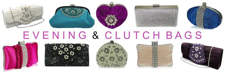 Fashion Clutches & Evening Bags for Women