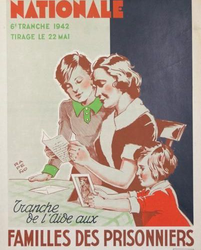 Vichy et la loterie nationale