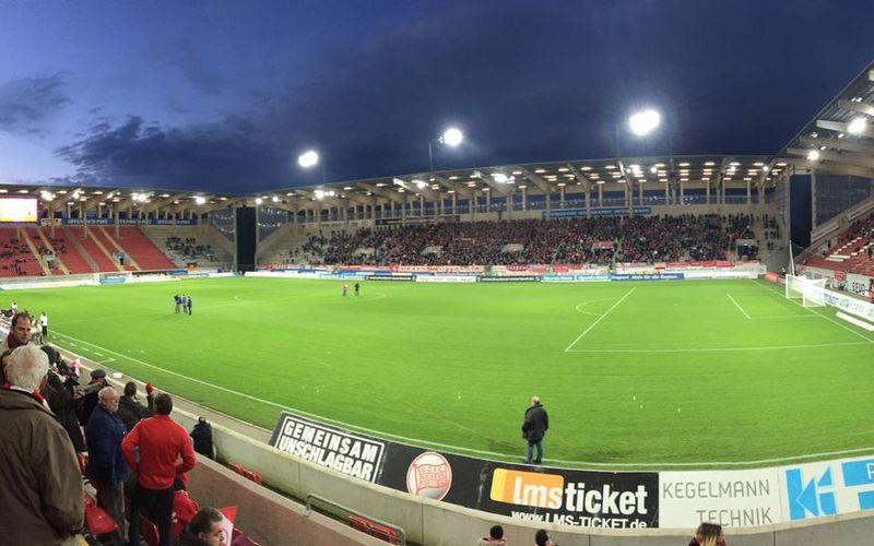 Sparda-Bank-Hessen-Stadion - Offenbach